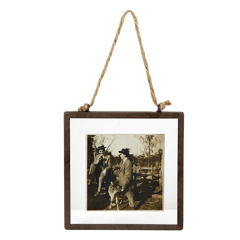 AMR207 - Set of 2 - Hanging Frame - Square by CBGifts
