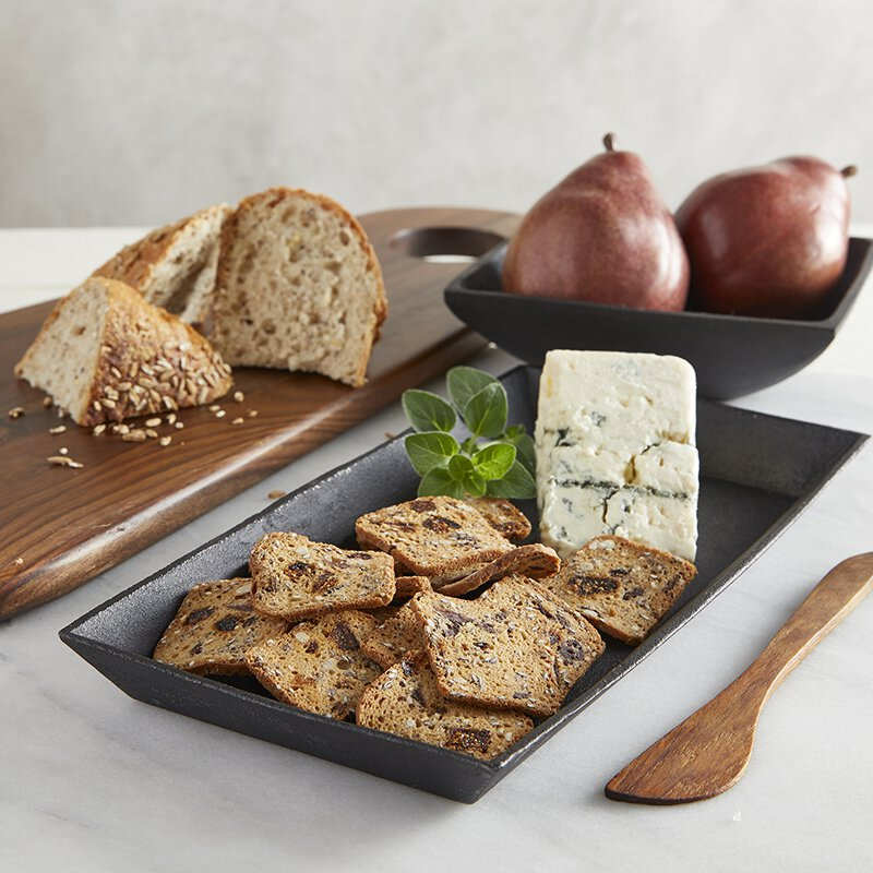 MR613 - Cast Iron - Serving Tray by CBGifts