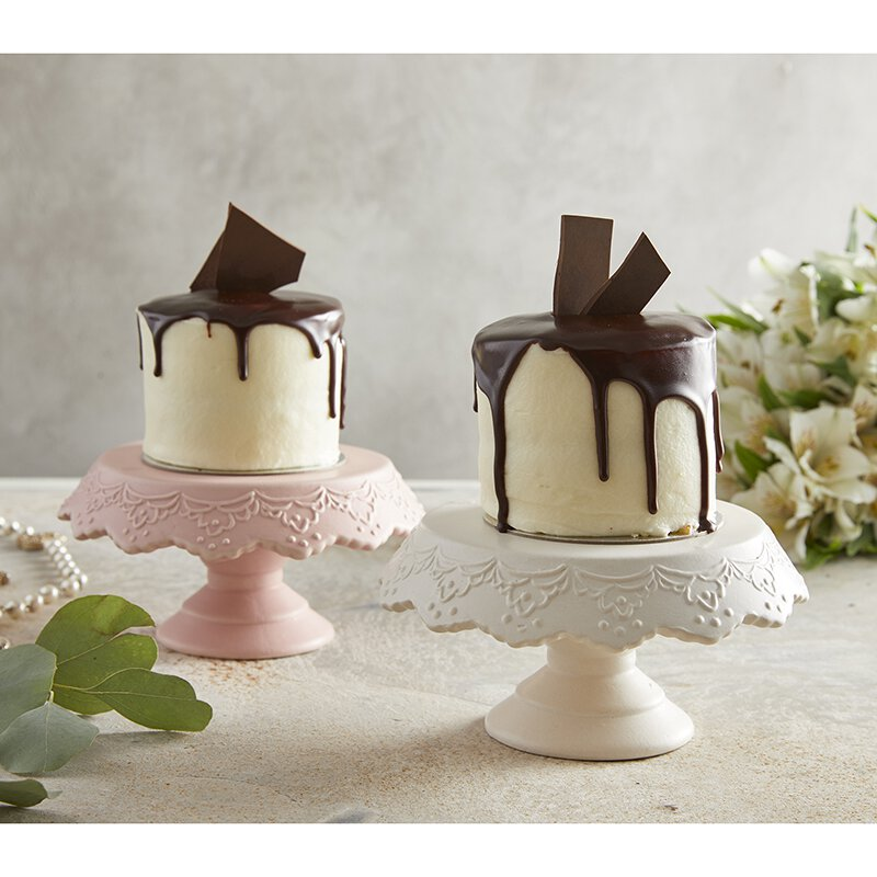 MR679 - Pink Cake Stand by CBGIfts